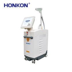 808nm Diode Laser de rajeunissement de la peau un fonctionnement facile l'Epilation Permanente la machine
