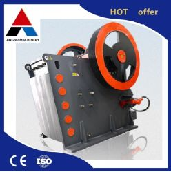 concasseur de pierre 20-90tph Machine/broyeur à mâchoires/rock usine de broyage de béton de charbon de l'équipement