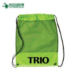 De alta calidad de la moda Eco friendly actualizado de la bolsa de Cordón de poliéster personalizadas