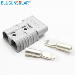 Штекерный разъем аккумулятора 350А двухполюсный разъем питания сцепного устройства жилого прицепа солнечной энергии+2 контактов разъем