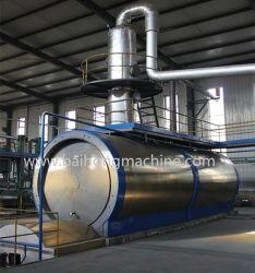 10 la tonne raffinerie de pétrole brut Mobile à Diesel / Huile de base pour la vente