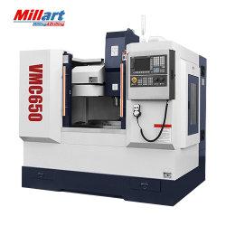 제 4 축선 Vmc650를 가진 수직 CNC 맷돌로 가는 기계장치