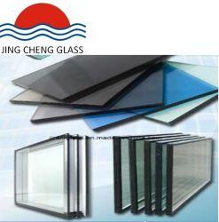 4-10 mm temperatuurbaar laag E-glas voor de gevel