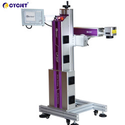 기계설비 공구를 위한 Cycjet Lf30f 최신 판매 Laser 표하기 기계
