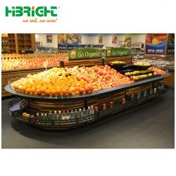Supermarché Kiosque de fruits et légumes