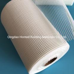 La puerta de cristal resistente a los álcalis Fibra de vidrio recubierto de PVC Pantalla de insectos Net Mosquito de fibra de vidrio de fibra de vidrio de malla malla