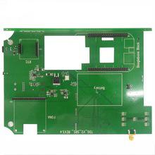 جودة عالية بيع جيدة لوحة دوائر المصنع الأصلية DVB Drone تصميم لوحة PCBA الإلكترونية ذات الوجهين