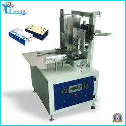Halbautomatische heiße Schmelzanhaftende Karton-Kasten-Dichtungs-Verpackungsmaschine mit guter Qualität