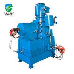 Liquide à haute température incinérateur de déchets solides pour les ordures de gravure de traitement avec la CE