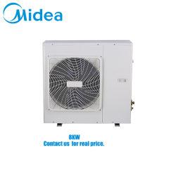 Midea Fabrik-direkt Seiten-Einleitung-Wärmepumpe-Miniriß konzipierte für Haushalts-Pool-Wasser-Heizung