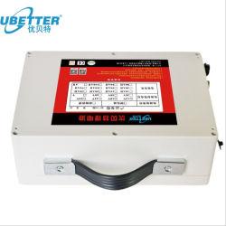 24V 10Ah recargable, batería de litio Potencia portátil