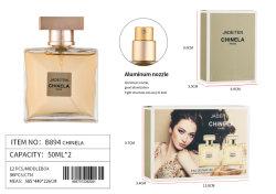 Lady Perfume Vaporizateur Natural Spray 3.3 أونصة. 100 مل عطر النساء