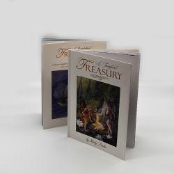 Softcover estampado de lámina personalizada Libro de los niños
