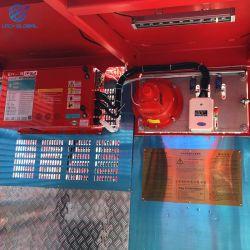 Construção do dispositivo de segurança dos componentes do elevador Elevador Anti-Fall peças componentes de dispositivos de segurança