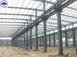 Оптовая торговля сертифицирована ISO оцинкованной и покраска сварка H раздела конструкционной стали