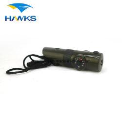 CL2E-KH7-1 Comlom 7 в 1 Многофункциональный кемпинг аварийный спасательный комплект свистка Компас
