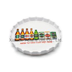 Популярные пива в с волнистой формы передачи пластиковой пивной бар лоток