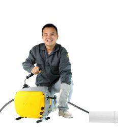 Effacement de tuyau obstrué efficacement Machine de nettoyage de vidange (A150)