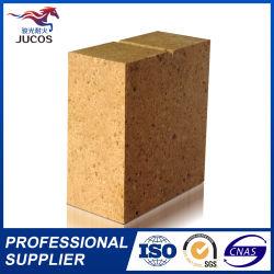بالنسبة لحائط فورناس من الدرجة العالية ألومينا الصلب مصبوب مندل حجارة مقاومة للحريق