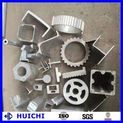 Types de support de T-Slot 50*50 profils en aluminium pour les matériaux de construction