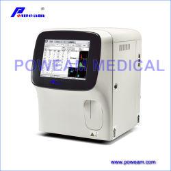 5 parte diferencial de alta calidad Precios baratos de Hematología de carga automática Analyzer; 5 Parte Contador de la célula de sangre
