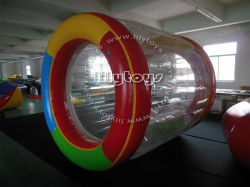 Balle de rouleau d'eau gonflables Jouets Balle