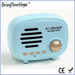 Diseño retro Radio Bt-Speaker multimedia inalámbrico con TF/USB Play (XH-PS-508)
