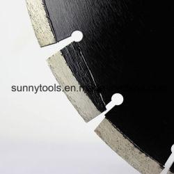 350mm 14 pouces soudés au laser Small Diamond la lame de scie