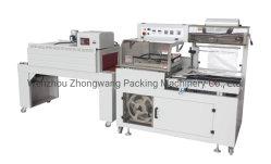 Impressions automatique de la contraction thermique Emballage de la machine
