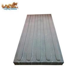 SA2.5送風Corten鋼鉄亜鉛プライマー上塗を施してある輸送箱は波形の屋根の側面のドアのパネルを分ける