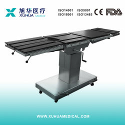 Edelstahl-manueller chirurgischer hydraulischer Betriebsmultifunktionstisch