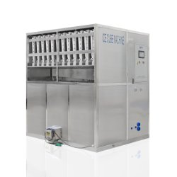 Packing System (CV3000)の食用のCommecial 3tons Ice Cube Machine