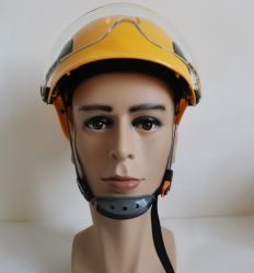Новая конструкция Ce ANSI утвердил Каску крышку защиты топливораспределительной рампы с Sweatbands головки блока цилиндров и защитные очки