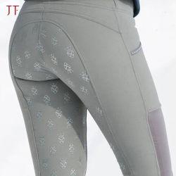 2020 El silicio mayorista polainas pantalones de Equitación Deportes de la mujer Pantalon