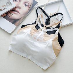 Conjunto de lenceria sexy moda gimnasio ajustable de desgaste de ropa interior de encaje