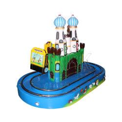 놀이 공원 음악 철도 차량 키드디스 트랙 기차 게임 라이드 코인 놀이공원 세일 게임 머신