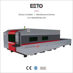 Koolstofstaal Metaal Aluminium Laser Snijmachine Metaal CNC Fiber Laser Snijmachine