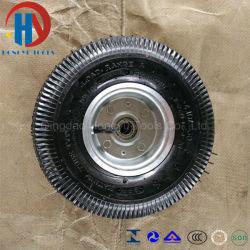 Pneu de roue en caoutchouc 3.50-4 pneumatique