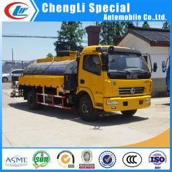 Dongfeng Betume Aquecido Caminhão Distribuidor de asfalto de Pulverização