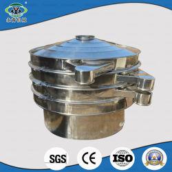 Rondes En acier inoxydable de haute qualité du riz de l'équipement de la grille de vibration