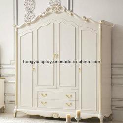 Armario ropero de madera Puertas correderas armario