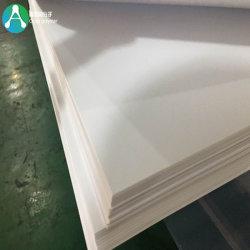 À prova de alta qualidade Disco branco opaco Matt Folha de PVC para impressão em serigrafia