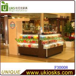 Os doces de Madeira Shopping Design de quiosque para venda (F30008)