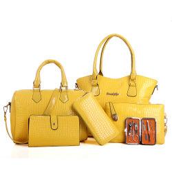 A tiracolo em pele de PU Designer Hotsale Lady Bolsas Saco Shell