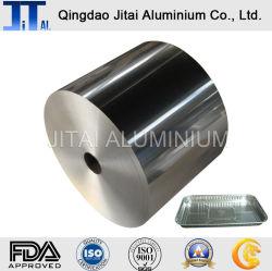 Folha de alumínio no rolo jumbo para a PAC/aquecer/vedação a quente/Lidding/Iogurte Tampas/embalagens de produtos lácteos/folha Wraping alimentar