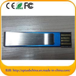 普及した金属小型USBのフラッシュディスク4GB (ET503)