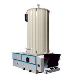 Temperatura Alta 350 graus C do carvão Biomss Vertical a realização de caldeira de óleo