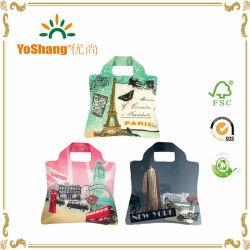 Reutilizáveis Envirosax sacos de compras, sacos de viagem dobráveis de moda