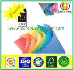 Colorido Papel Kraft para Sacola de Compras