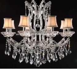 Lampada a candela al cristallo specifica per l'Europa (AQ-90907/8+1)